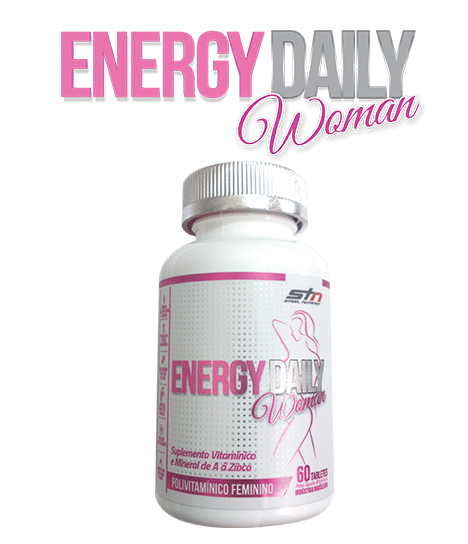 energy daily woman