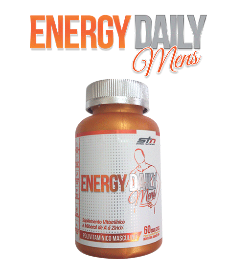 energy daily mens